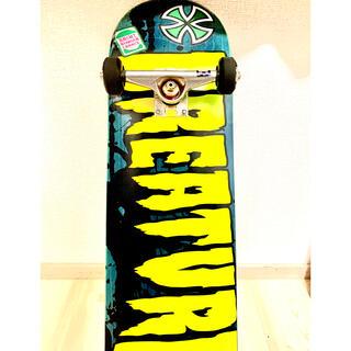 CREATURE スケートボード 【コンプリート】(スケートボード)