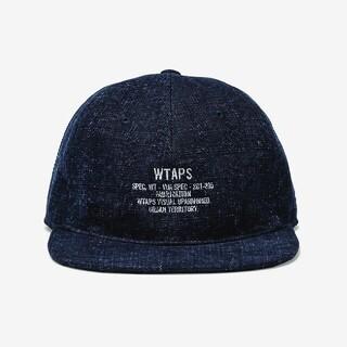 W)taps - WTAPS 20AW T-6H CAP COTTON OXFORD NAVY
