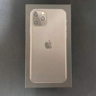 Apple - 極美品 香港版 iPhone11pro 64GB スペースグレイ デュアルSIM