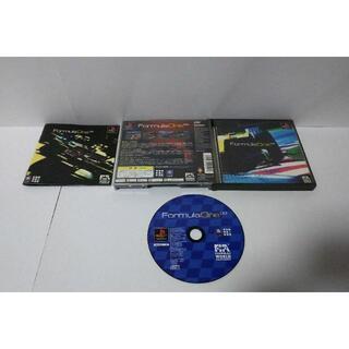 プレイステーション(PlayStation)の≪PSソフト≫Formula One 99(携帯用ゲーム機本体)