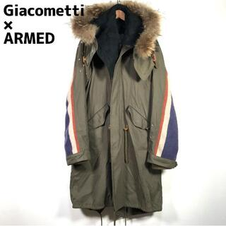 Giacometti - Giacometti ARMED ジャコメッティ アームド モッズコート