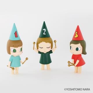奈良美智 123 Drumming girls Yoshitomo Nara(その他)
