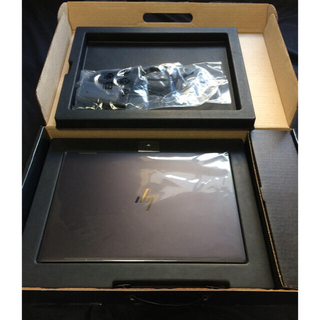 ヒューレットパッカード(HP)のHP ENVY x360 13.3インチ Ryzen5 ナイトフォールブラック(ノートPC)
