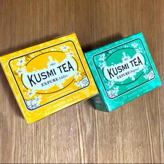 KUSUMI TEA エクスピュア オリジナル& エクスピュア アディクト