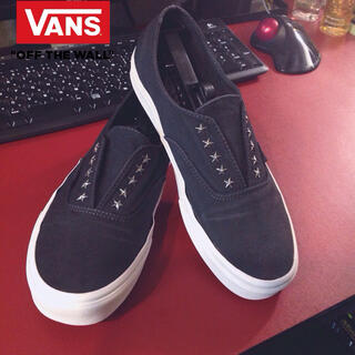VANS - VANS Authentic Gore 90's Star Stud