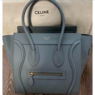 celine - 美品 CELINE ラゲージハンドバッグ