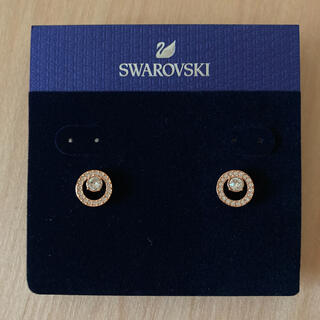 SWAROVSKI - (未使用新品)  スワロフスキー ピアス