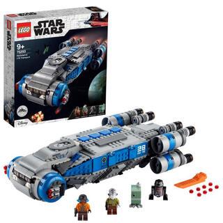 Lego - レゴ スター・ウォーズ レジスタンスI-TS トランスポート 75293