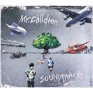 Mr.Children SOUNDTRACKS 通常盤 CDのみ