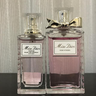 Christian Dior - Dior ミスディオール  香水 ヘアミスト