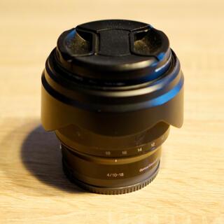 SONY - SONY 広角ズームレンズ E 10-18mm F4  SEL1018