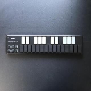 コルグ(KORG)のKORG nanoKEY2(MIDIコントローラー)