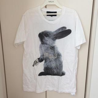 ミルクボーイ(MILKBOY)のミルクボーイうさぎTシャツ(Tシャツ/カットソー(半袖/袖なし))