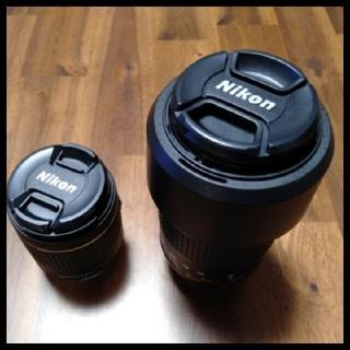 Nikon - NIKON AF-P DX NIKKOR ダブルズームレンズ