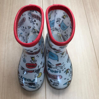 SNOOPY - SNOOPY  長靴  15cm