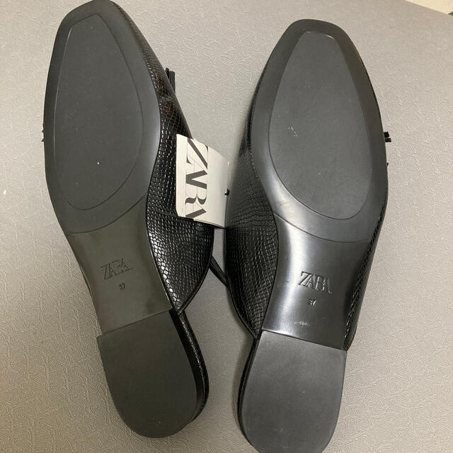 ZARA(ザラ)のZara フラットシューズ レディースの靴/シューズ(ローファー/革靴)の商品写真