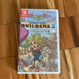 Nintendo Switch - ドラゴンクエストビルダーズ2 破壊神シドーとからっぽの島 Switch