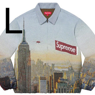 Supreme - supreme aerial tapestry harringtonjacket