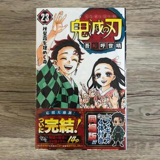 鬼滅の刃 23巻 特装版(少年漫画)