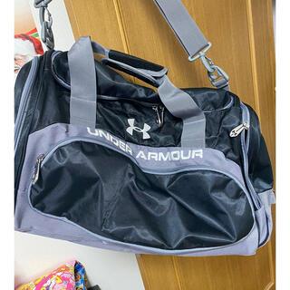 UNDER ARMOUR - (中古)アンダーアーマー スポーツバッグ