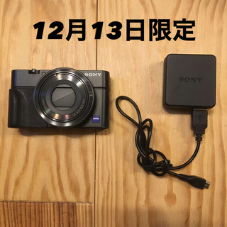 SONY - SONY Cyber−Shot RX DSC-RX100