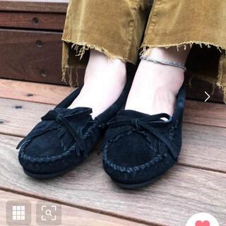 ミネトンカ(Minnetonka)のミネトンカ モカシン 24 専用♡(ローファー/革靴)
