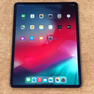 Apple - iPad Pro3 12.9 64GB Wi-Fi+Cellular