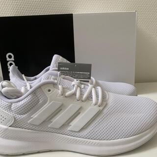 adidas - 箱 タグ付き未使用 23.5 アディダス  ファルコンラン ランニングシューズ