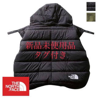 THE NORTH FACE - THE NORTH FACE BABY SHELL BLANKET BLACK