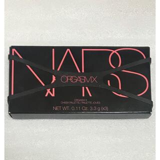 NARS - NARS オーガズムX チークパレット