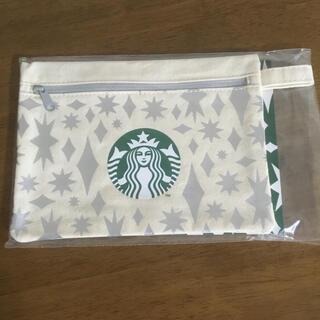 Starbucks Coffee - 《新品未開封》スターバックス ホリデー ポーチ 2020