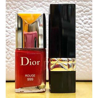 Christian Dior - ルージュディオール ディオールヴェルニ