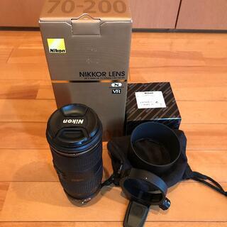 Nikon - AF-S NIKKOR 70-200mm f/4G ED VR