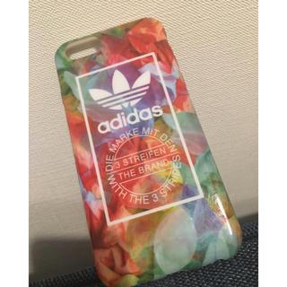 アディダス(adidas)のadidas  アイフォン6sケース(iPhoneケース)