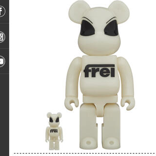 MEDICOM TOY - BE@RBRICK FREI