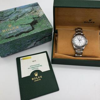 ROLEX - ロレックス エクスプローラー II 16570 P番 白文字盤 メンズ 時計