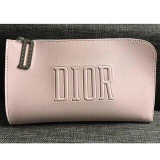 Christian Dior - Christian Dior クリスチャン デイオール 非売品ポーチ ピンク