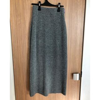 DOORS / URBAN RESEARCH - URBAN RESEARCH DOORS  ロングニットスカート