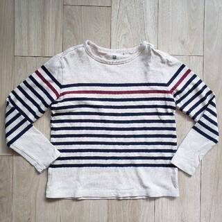 ユニクロ(UNIQLO)のUNIQLO 長袖Tシャツ 130(Tシャツ/カットソー)