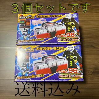 ポケモン - ポケモン メザスタ トランク3個セット