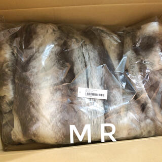Supreme - XL supreme Faux Fur Reversible Hooded