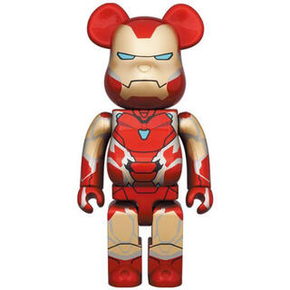 MEDICOM TOY - 【新品未開封】BE@RBRICK IRON MAN MARK 85 1000%