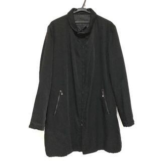 アルマーニ コレツィオーニ(ARMANI COLLEZIONI)のアルマーニコレッツォーニ コート 52 L 黒(その他)