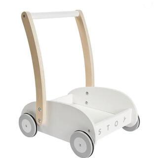 ボーネルンド(BorneLund)のSTOY  Baby walker  ベビーウォーカー 手押し車(手押し車/カタカタ)