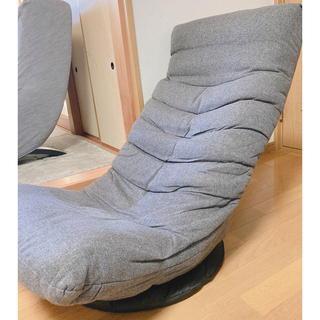 ニトリ(ニトリ)のニトリ 回転座椅子(京都市内早めの引き取り希望)(座椅子)