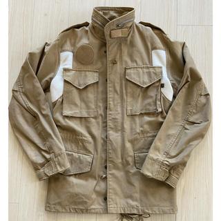 ステューシー(STUSSY)のステューシー×アルファ STUSSY×ALPHA  M-65ジャケット(ミリタリージャケット)