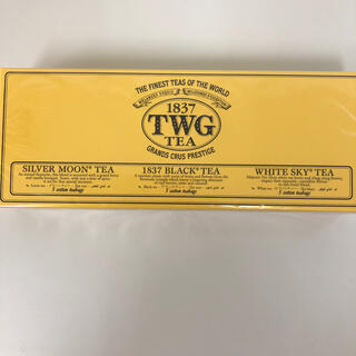 TWG 紅茶 ティーバッグ15個