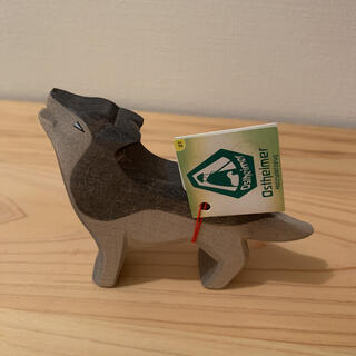 ボーネルンド(BorneLund)のオストハイマー 吠えるオオカミ(知育玩具)