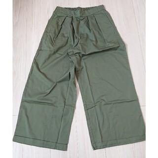 FELISSIMO - ズボン 太パンツ Lサイズ 新品未使用 フェリシモ