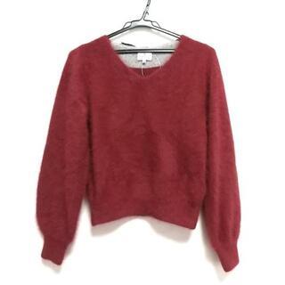 ランバンオンブルー(LANVIN en Bleu)のランバンオンブルー 長袖セーター -(ニット/セーター)